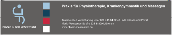 Physio in der Messestadt